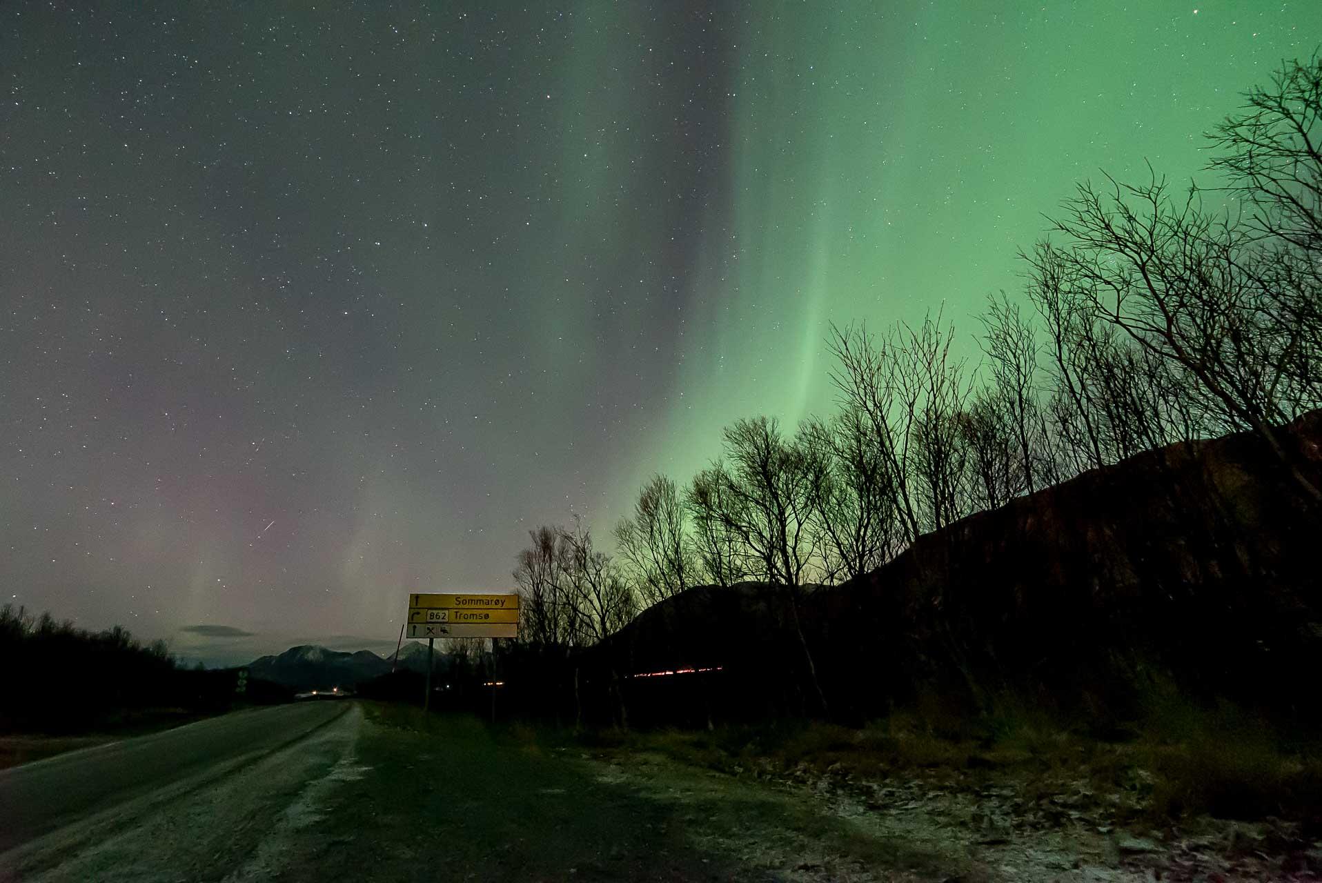 Shot at Sommaroy outside Tromso, Norway.